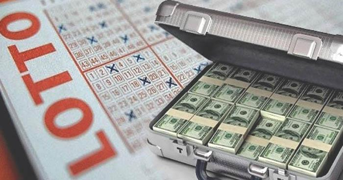 Доллары в чемодане, выигрыш в лотерею