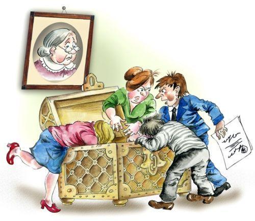 Налоги на наследство между близкими родственниками