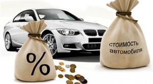 Можно ли вернуть13 процентов за покупку автомобиля в кредит