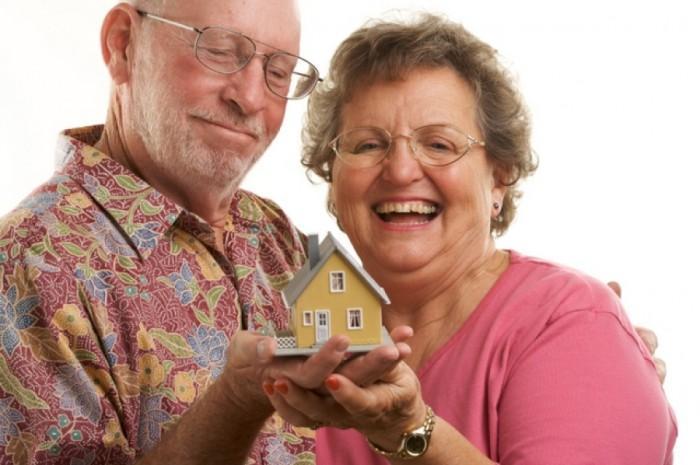 Закон о недвижимости для пенсионеров